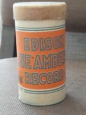 (78) Edison Blue Amberol Cylinder Records BRAND NEW LISTING JUNE 16TH, 2020