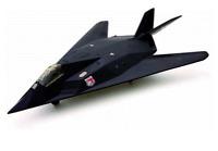 Newray Pilot Model Kit F-117 Nighthawk 1:72 Scale, Ages 8+