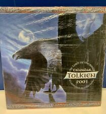 Tolkien Calendar 2001 Lord of the Rings - Illustrated by John Howe