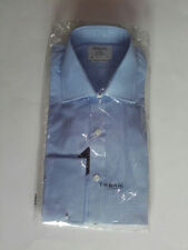 Double Cuff Check Regular Long Formal Shirts for Men