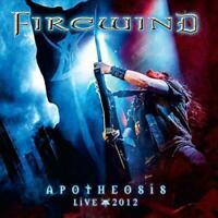 FIREWIND - APOTHEOSIS - LIVE 2012 (2 LP) NEW VINYL RECORD