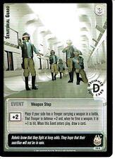STAR WARS JEDI KNIGHTS GOLD FOIL RARE CARD 79R