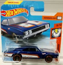 2018 - HOT WHEELS - '69 DODGE CHARGER 500 - Short Card #215 -
