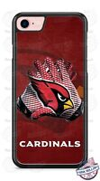 Arizona Cardinals Football Gloves Phone Case for iPhone Samsung LG Google etc