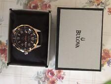 Bulova Para Hombre Marine Star Reloj Solano, Modelo 98B154