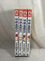 DN Angel Manga Volumes 1 2 3 4 1-4 Yukiru Sugisaki English Tokyopop English 2004