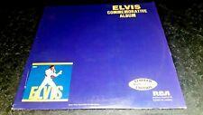 "ELVIS PRESLEY "" ELVIS COMMEMORATIVE ALBUM""DLP (1973) RCA DPL2 GOLD VINYL NUMBERE"