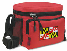 Maryland Flag Lunch Bag BEST Lunch Box Cooler Tote WELL MADE!