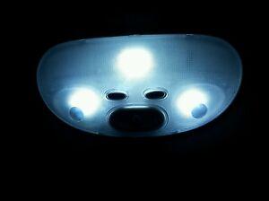 HOLDEN MONARO CV6 CV8 GTO GTS VT VX CALAIS BERLINA ROOF LED LIGHT SET WHITE