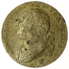 1792 W 12 Deniers ~ KM#600.16 Louis XVI France