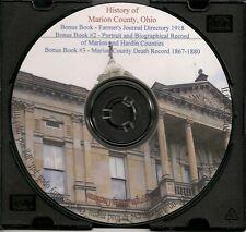 Marion County Ohio History + Bonus