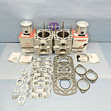 Polaris Indy 650 RXL Cylinder Pistons Top End Gasket 1990-1997 EC65PL 69.25mm