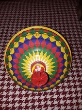 Vintage LBZ Tin spinning top