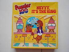 Sguardi voraci è il re RARE VINTAGE PERSONAGGIO Puzzle Hanna Barbera-EHI la sua