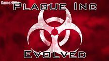 Plague Inc: evolved Steam Key PC Digital Download Code [EU/US/Multi]