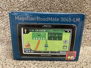 MAGELLAN RoadMate 3045-LM 4.7-Inch Portable GPS Navigator New Sealed