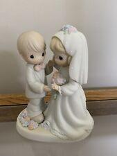 Precious Moments New Nib I Give You My Love Forever True Figurine