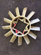 MG MIDGET, TRIUMPH SPITFIRE 1500  PLASTIC FAN BLADE FROM  NICE COND.