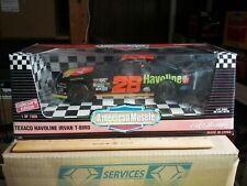 ERNIE IRVAN #28 TEXACO HAVOLINE FORD T-BIRD 1/18 Scale Die Cast Metal Race Car