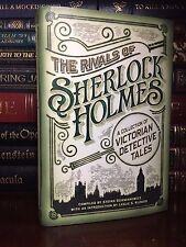 Rivals of Sherlock Holmes Brand New Hardcover Edgar Allan Poe Charles Dickens