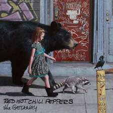 New: RED HOT CHILI PEPPERS - The Getaway CD