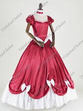 Victorian Southern Belle Masquerade Dress Fantasy Ball Gown Reenactment N 323 XL