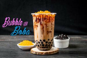 Bubble Milk Tea EVERY Flavour PREMIUM LISTING (boba pearl, creamer, jelly etc)