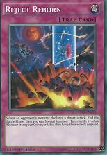 3x Yugioh DPDG-EN033 Reject Reborn Common Card 1st Edition