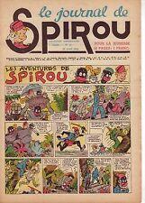 spirou 17 avril 1942 TTBE