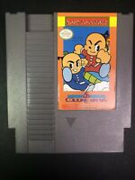 Kung Fu Heroes (Nintendo Entertainment System, 1989) NES Game Used