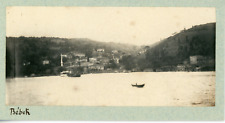 Turquie, Istanbul, Bebek, vue générale  Vintage print,  Photomécanique  5x