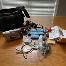 JVC GR-D70U MiniDV Camcorder Digital Video Camera, Cassettes, Case, Cords, ETC!