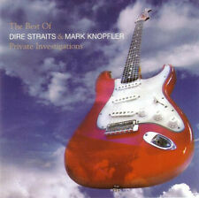 Dire Straits & Mark Knopfler The Best Of Private Investigations CD Nuovo