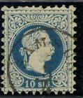 Austria Levant 1867 samsun cancel 35 p