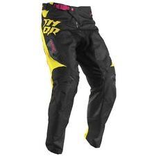 Vestimenta Thor color principal amarillo para motocross y enduro