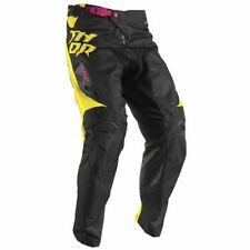 Pantalones de motocross amarillos Thor