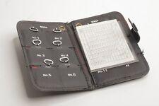 Sekonic Direct Read Slide Set for L-398, L-398M, L28C2 Black Genuine