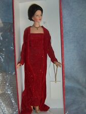 "Robert Tonner- 20"" Paige doll in Red, Signed, LE500"