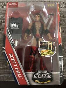 Scott Hall (Razor Ramon) Mattel WWE Elite #51 Flashback nWo Action Figure New