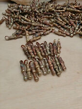 20x Refurbished Vintage Bud Charms for Jewelry Tribal Designs and Costuming