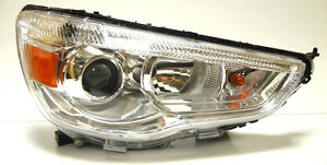Mitsubishi ASX GA W 2010-2013 front RIGHT head lamp lights for LHD