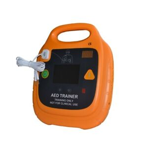 AED Trainer For First Aid Rescue Training Remote Automatic Control