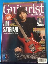 Guitarist Australia Magazine April/May 2005 (no CD)