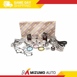 Engine Rebuild Kit Fit 87-93 Nissan Pathfinder D21 (4WD) 3.0L VG30E SOHC