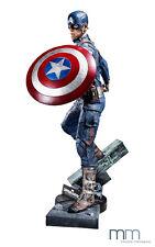 Captain America Winter Soldier Life Size Lebensgroß Figur Muckle Oxmox Marvel