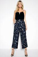 SHEIKE    Womens Floral Print Enchanted Pants [ Size AU 14 or US 10 ]
