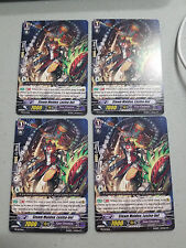 Cardfight!! Vanguard Steam Maiden Lasina-bel PR/0232EN x4