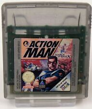 Nintendo Game Boy Color GBC - Action Man Search for Base X