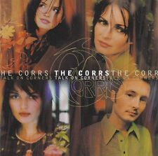 The Corrs ‎CD Talk On Corners - Germany
