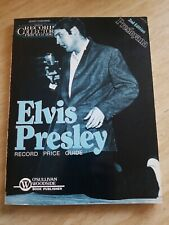 Original Record Collectors Price Guide for Elvis Presley 2nd Edition